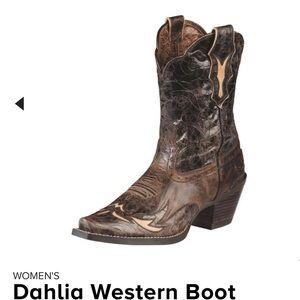 Ariat Dahlia Western Boots